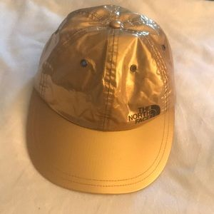 Supreme x The North Face~6 Panel~Gold Hat!!